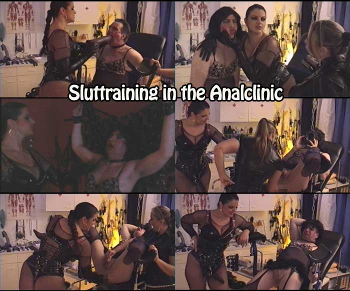 Sluttraining in the Analclinic